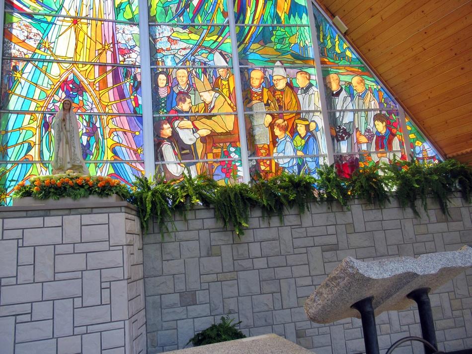 Sanktuarium Narodowe Matki Bożej Fatimskiej na Krzeptówkach w Zakopanem