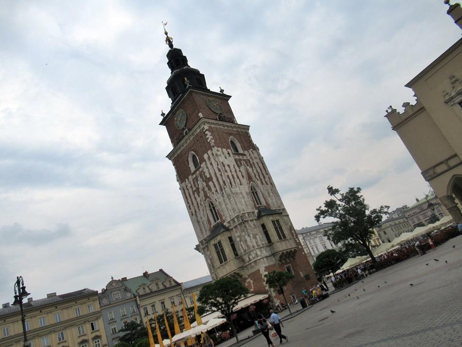 Starówka w Krakowie
