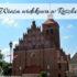 Wieża widokowa w Reszlu. Punkt widokowy po pokonaniu 220 schodów