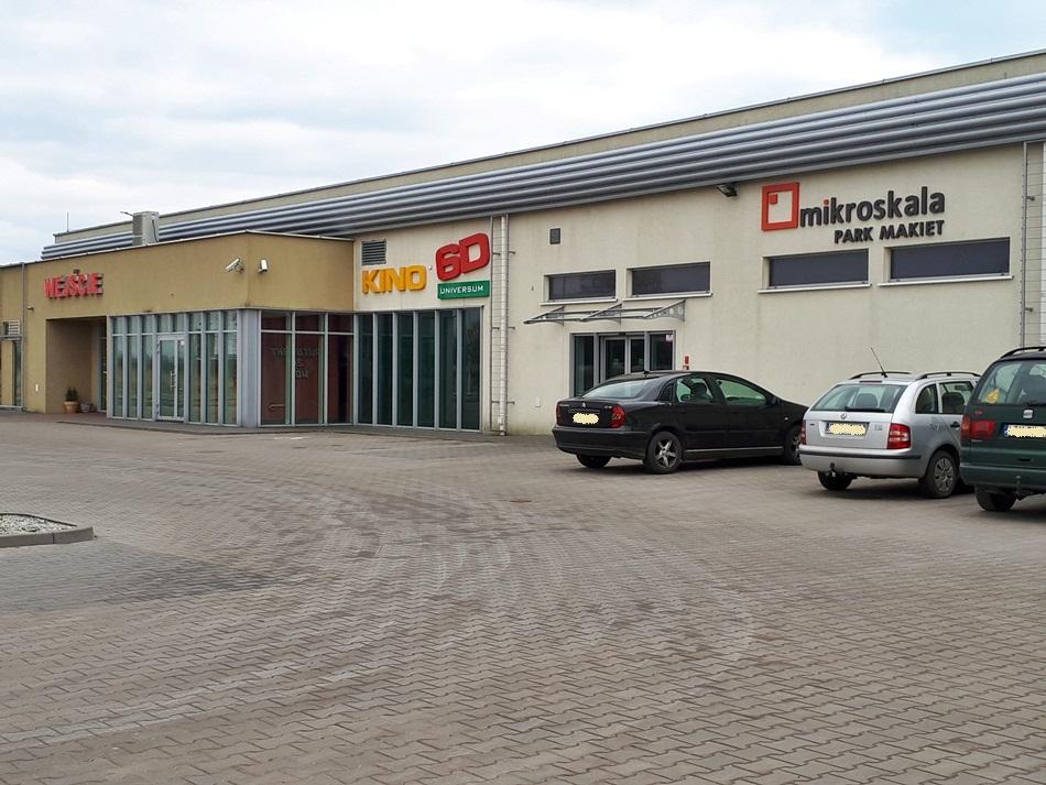 Park Makiet Mikroskala w Koninie