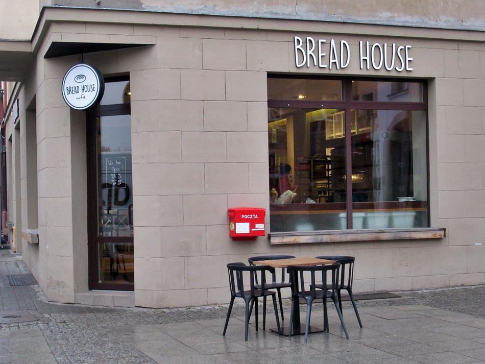 Bread House w Toruniu