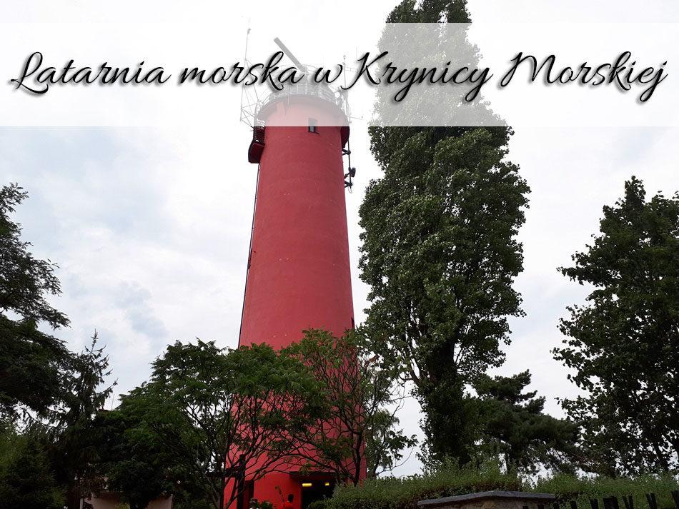 Latarnia-morska-w-Krynicy-Morskiej
