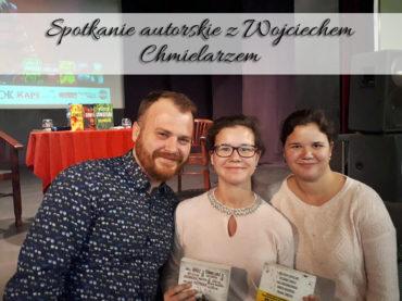 Spotkanie z Wojciechem Chmielarzem w Gnieźnie. Relacja z tego dnia