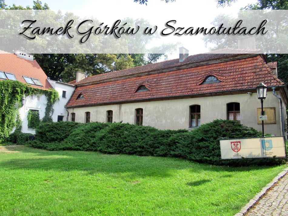 Zamek-Gorkow-w-Szamotulach