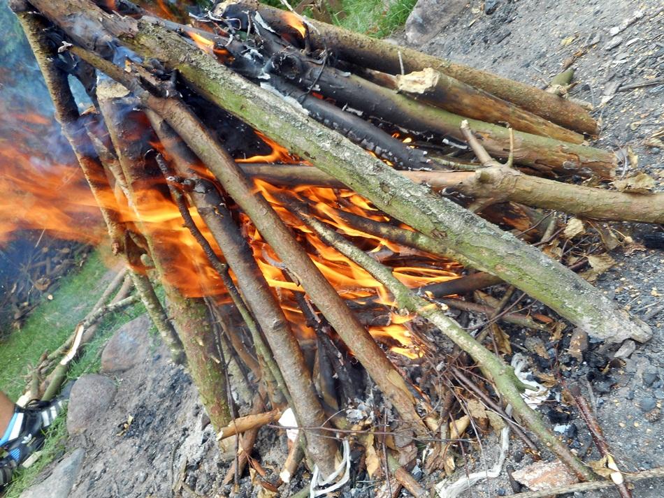 Ogień łączy pokolenia