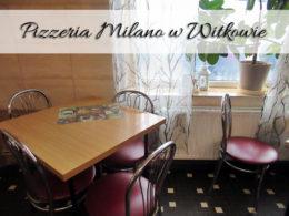 Pizzeria Milano w Witkowie. Poleca ją 50 osób. Jednorazowo!