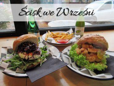 Ścisk we Wrześni. Szukamy najlepszych burgerów w Wielkopolsce