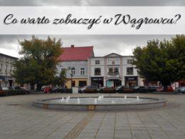 Co warto zobaczyć w Wągrowcu? Planowe spotkanie z pisarką Krystyną Mirek