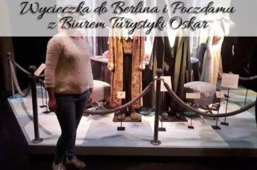 Wycieczka do Berlina i Poczdamu z Biurem Turystyki Oskar
