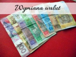 Wymiana walut. Nie ma w tym nic skomplikowanego