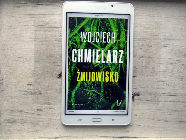 """,,Żmijowisko"""" Wojciech Chmielarz"""