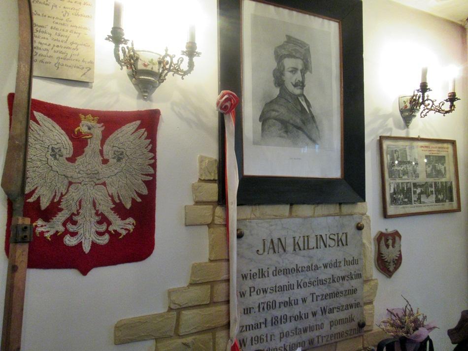 Izba Pamięci Płk. Jana Kilińskiego w Trzemesznie