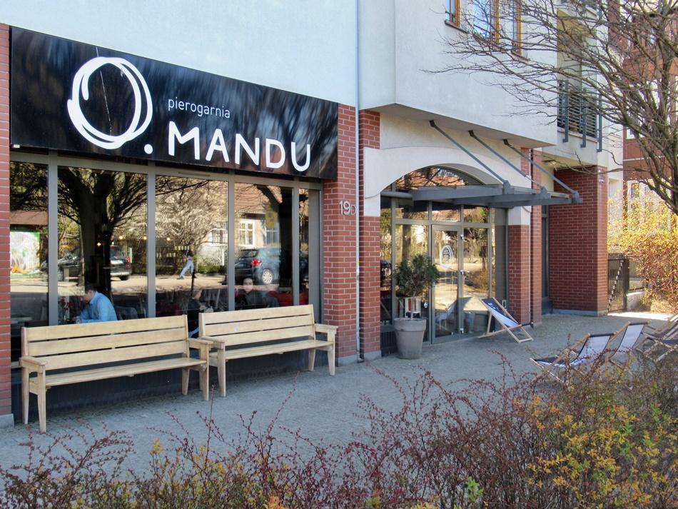 Pierogarnia MANDU w Gdańsku