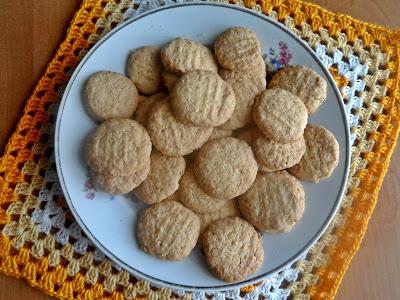 Ciasteczka kokosowe