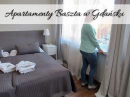 Apartamenty Baszta w Gdańsku. 5 minut spacerkiem od Neptuna