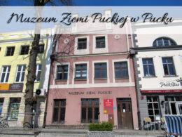 Muzeum Ziemi Puckiej w Pucku. Obiekt w samym środku rynku