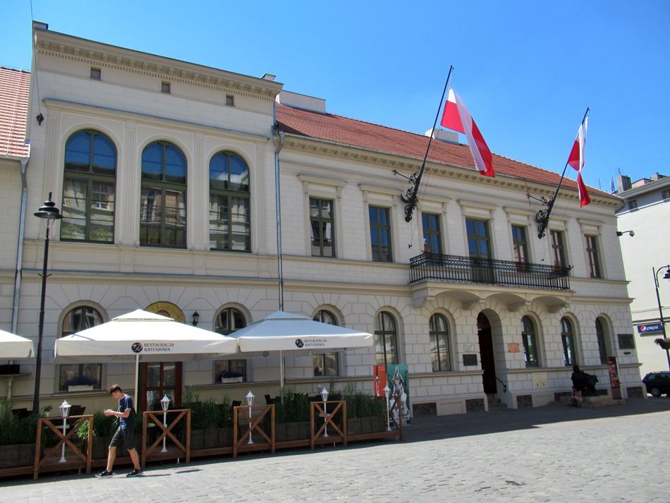 Dom Powstańca Wielkopolskiego w Gnieźnie
