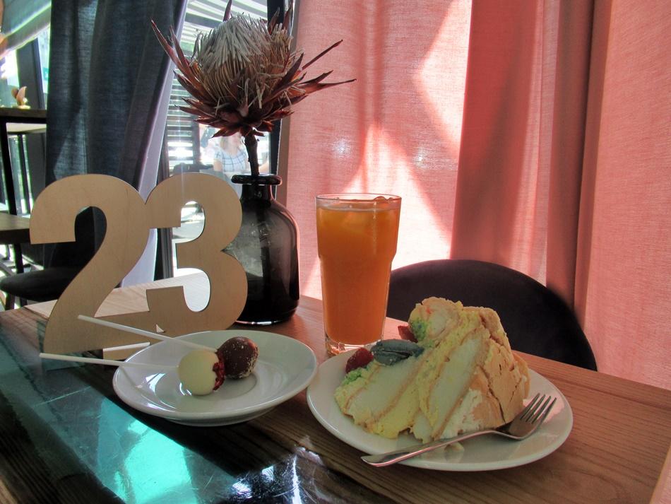 Petits Fours Cafe we Wrocławiu