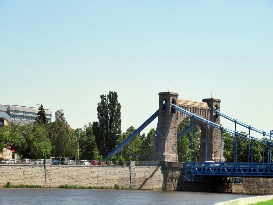 Rejs statkiem Kaczuszka we Wrocławiu