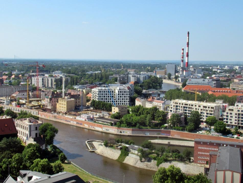 Wieża widokowa Kościoła św. Elżbiety we Wrocławiu