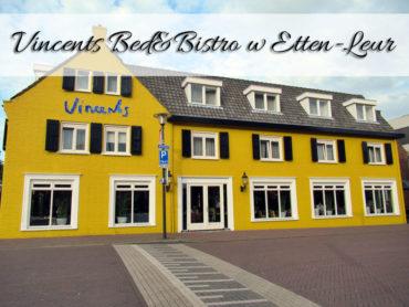 Vincents Bed&Bistro w Etten-Leur. Nocleg poza ścisłym centrum Holandii