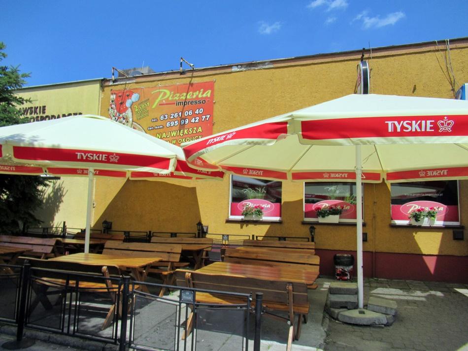 Pizzeria Impresso w Kłodawie