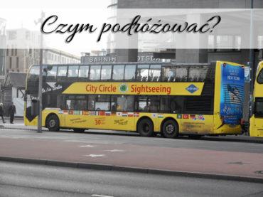 Czym podróżować? Pociąg, samochód, czy autobus?