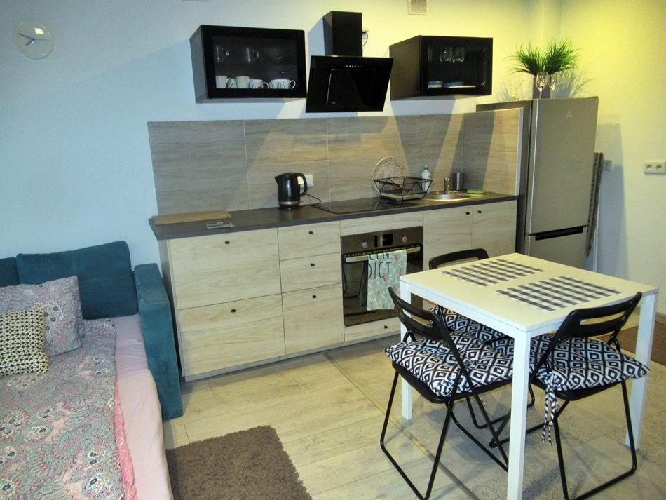 Apartament blisko Dworca PKP w Lublinie