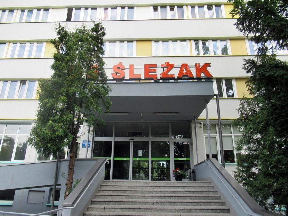 Dom Studencki Ślężak we Wrocławiu