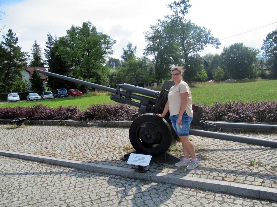 Fort Wędrowiec w Węgierskiej Górce