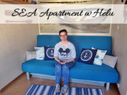 SEA Apartment w Helu. Przepiękne wnętrze w dobrej cenie.