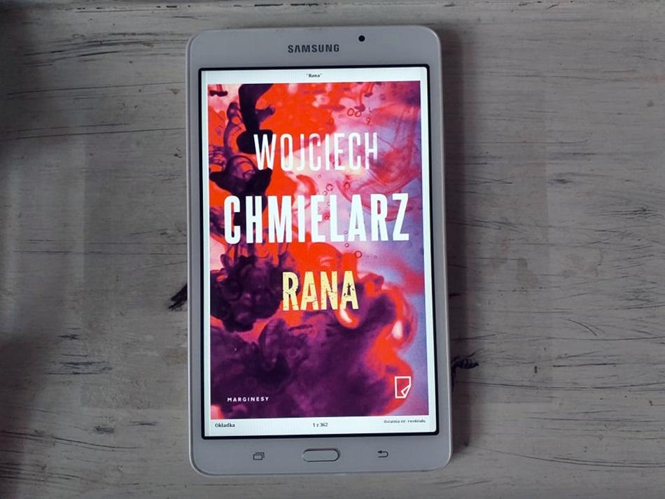 """,,Rana"""" Wojciech Chmielarz"""