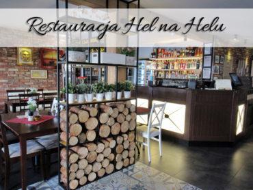 Restauracja Hel na Helu. Smaczne jedzenie przy głównym deptaku