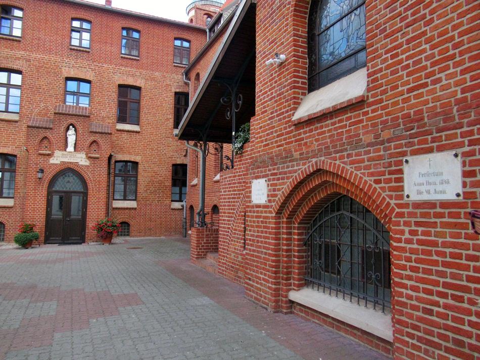 Kościół rzymskokatolicki p.w. św. Jana Chrzciciela i Jana Ewangelisty w Chełmnie
