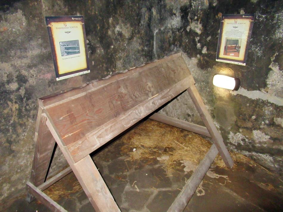 Podziemna trasa turystyczna w Kłodzku