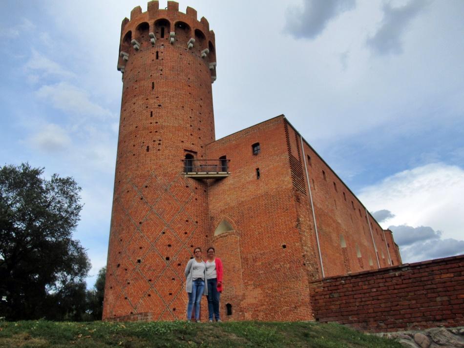 Zamek krzyżacki w Świeciu