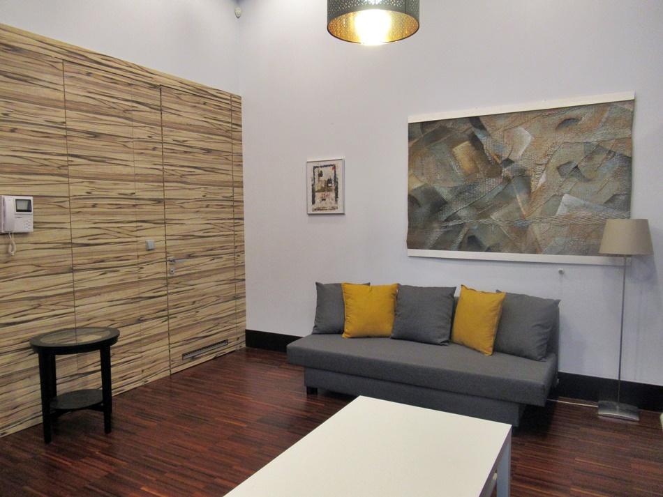 Apartament Piotrkowska Art w Łodzi