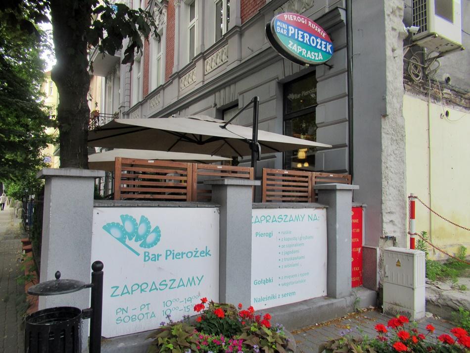 Bar Pierożek w Opolu