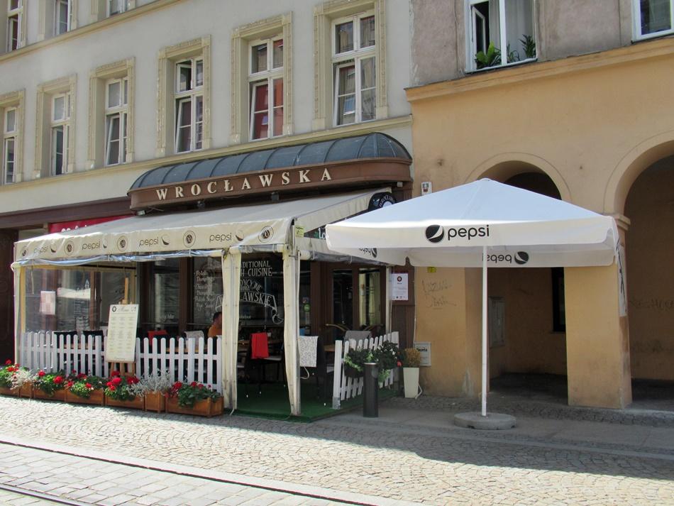 Gastropub Wrocławska we Wrocławiu