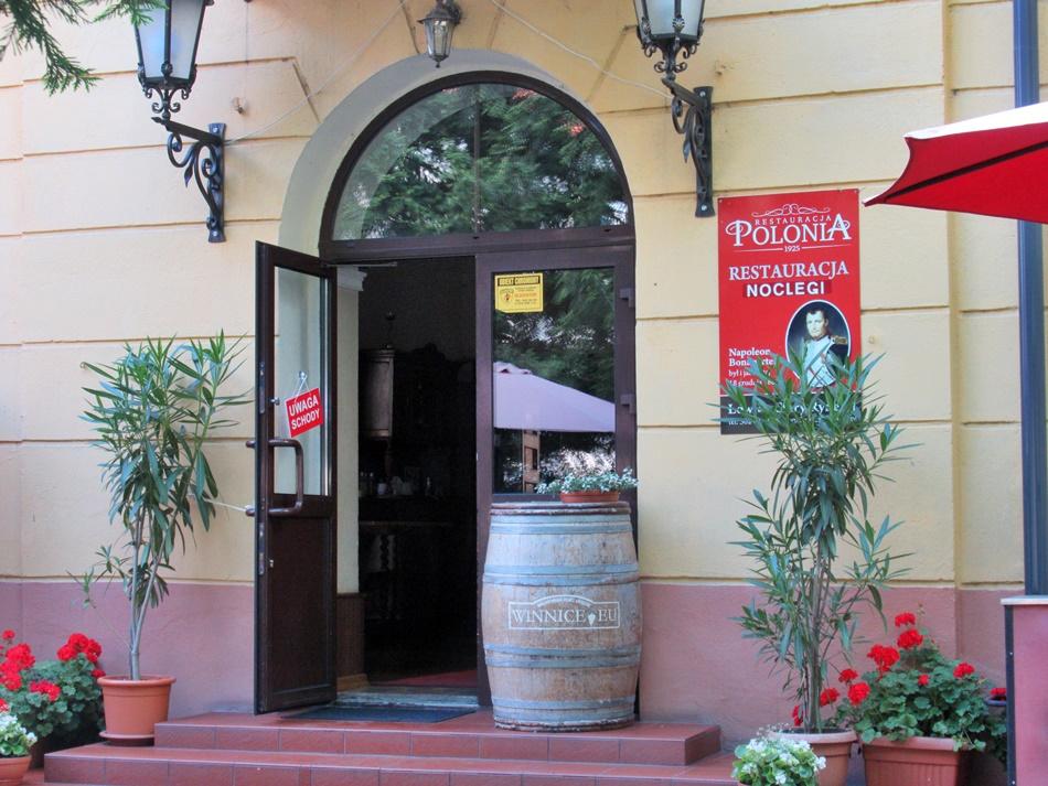 Hotelik Polonia w Łowiczu