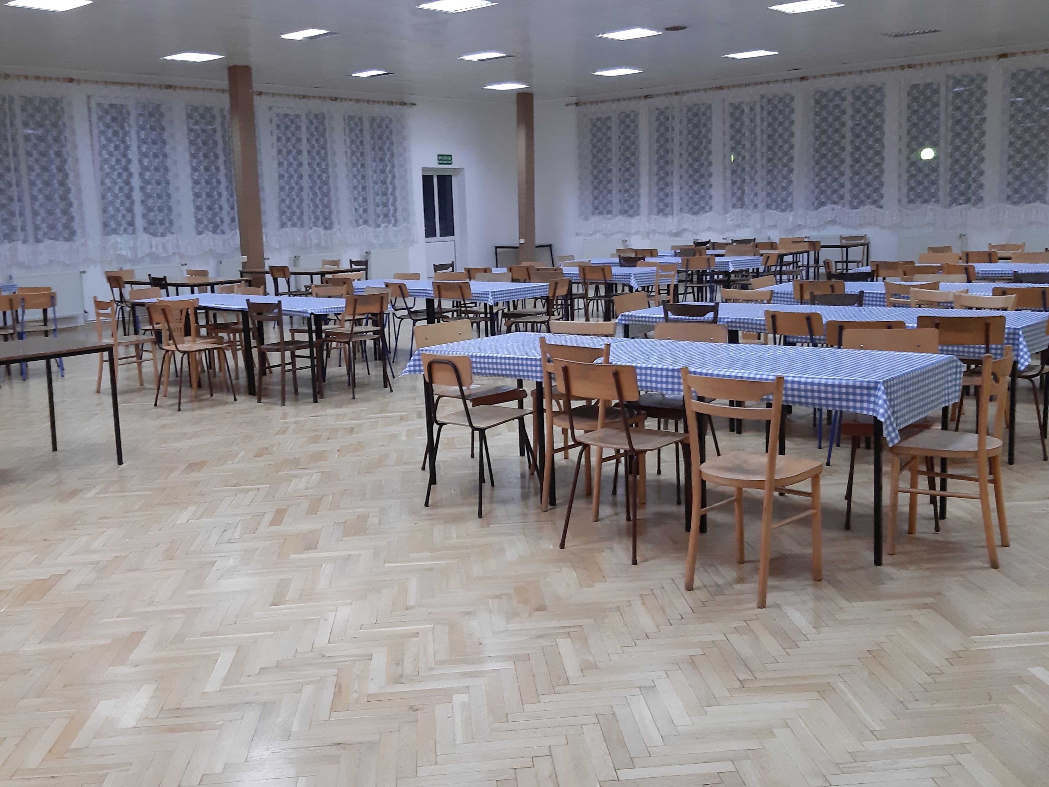 Internat Zespołu Szkół w Iwoniczu