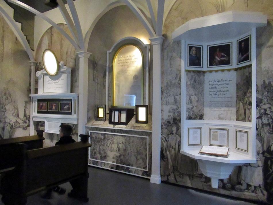 Muzeum Historii Żydów Polskich POLIN w Warszawie