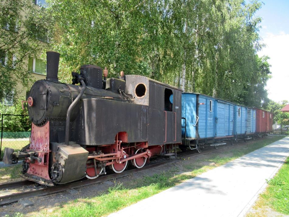 Muzeum Kolei Wąskotorowej w Sochaczewie