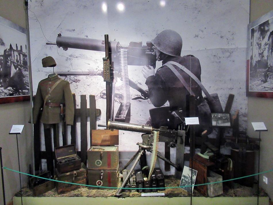 Muzeum Ziemi Sochaczewskiej i Pola Bitwy nad Bzurą w Sochaczewie