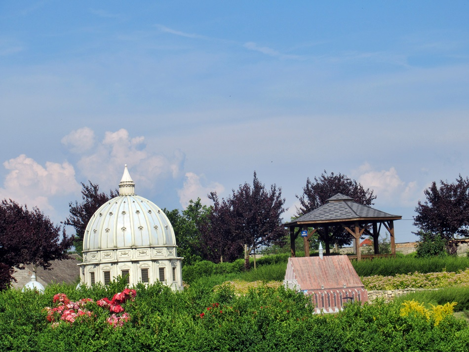 Park Miniatur w Olszowej
