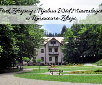 Park-Zdrojowy-i-Pijalnia-Wód-Mineralnych-w-Rymanowie-Zdroju