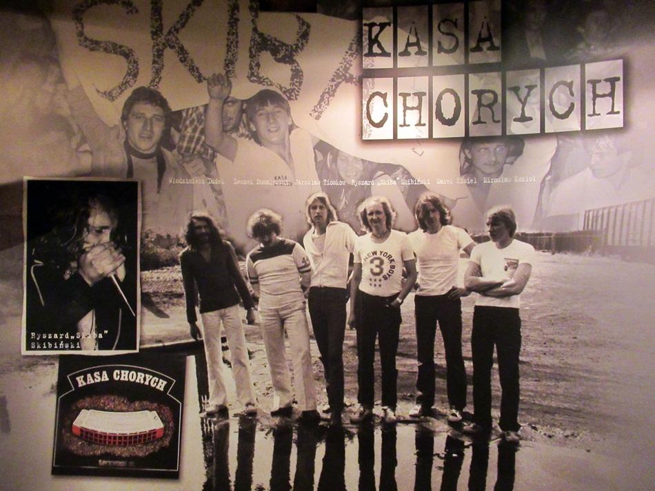 Spichlerz Polskiego Rocka w Jarocinie