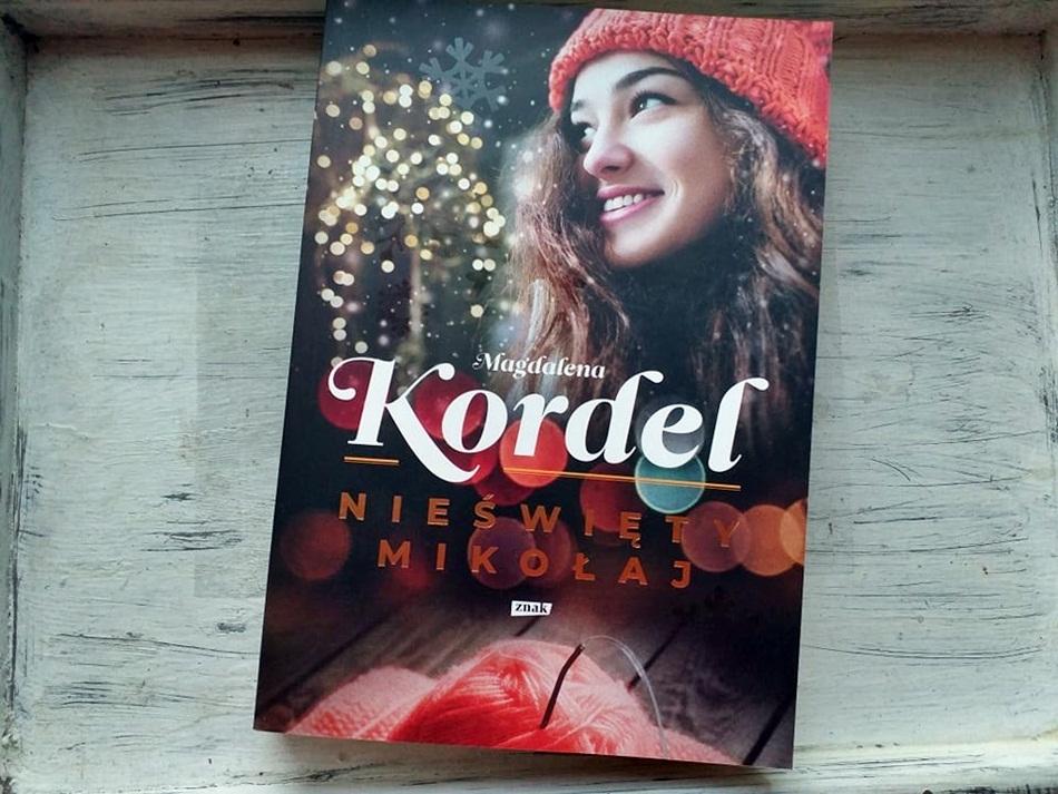 """,,Nieświęty Mikołaj"""" Magdalena Kordel"""