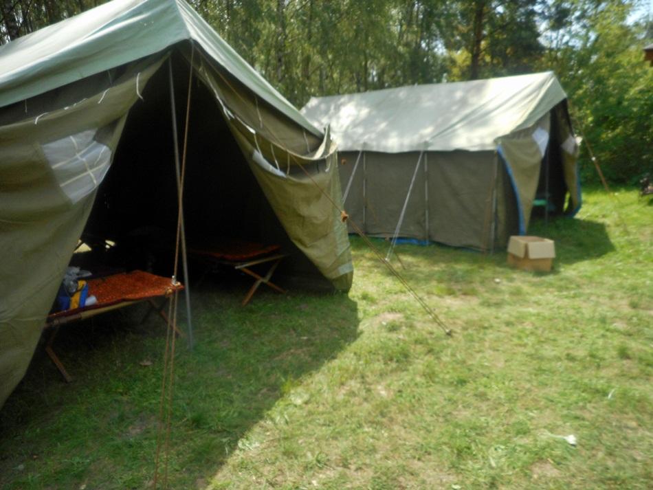Jak wyglądają przygotowania do obozu/biwaku?