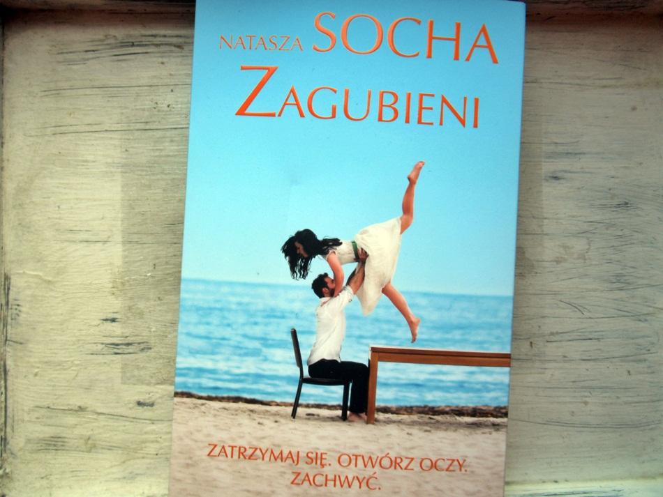 ",,Zagubieni"" Natasza Socha"